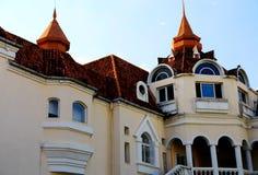 Europejski stanu wrażenie w Shenzhen Obrazy Royalty Free