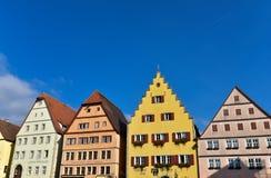 Europejski tradycyjny budynek fotografia royalty free