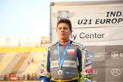 Europejski U21 żużlu mistrzostwa Indywidualny finał Zdjęcie Royalty Free