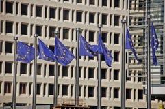 europejski zjednoczenie Zdjęcie Royalty Free