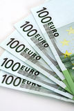 europejskiej waluty zdjęcia stock