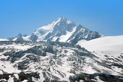 Europen Alps Royalty Free Stock Image