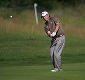 Europeo de PGA abierto en la ceniza Kent del club de golf de Londres Foto de archivo