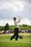 Europeo di PGA aperto alla cenere Risonanza del club di golf di Londra Fotografia Stock