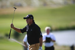 Europeo di PGA aperto alla cenere Risonanza del club di golf di Londra Immagine Stock