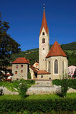 Europese clocktower Royalty-vrije Stock Foto