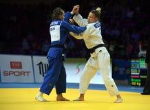 Europese Judokampioenschappen Warshau 2017, Royalty-vrije Stock Afbeeldingen
