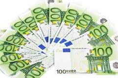 Europese munt. #034 Royalty-vrije Stock Fotografie