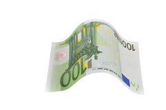 Europese munt. # 035 Stock Afbeelding