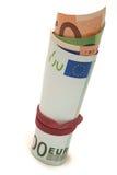 Europese Munt Royalty-vrije Stock Afbeeldingen