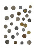 Europese munten Stock Foto's