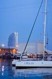 Europese steden, Barcelona Royalty-vrije Stock Afbeelding
