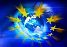 Europese Unie Stock Afbeeldingen