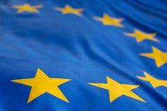 Europese vlag Stock Foto