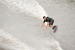 Europese Wakeboard-Meesters Royalty-vrije Stock Foto's