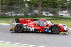 EuropéLe Mans serie Imola Fotografering för Bildbyråer