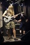 Europo βράχου Dobry στοκ φωτογραφίες με δικαίωμα ελεύθερης χρήσης