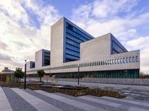 Europol kontor Royaltyfri Fotografi