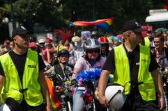 EuroPride 2010 Stock Photo