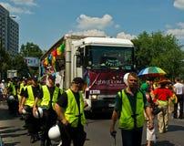 EuroPride 2010 Royalty Free Stock Photo