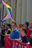 EuroPride 2010 en Varsovia Imagen de archivo