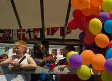 EuroPride 2010 en Varsovia Fotos de archivo libres de regalías