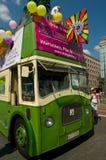 EuroPride 2010 en Varsovia Fotografía de archivo libre de regalías