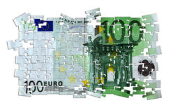 Europussel Arkivfoto