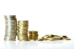 Euros Foto de archivo