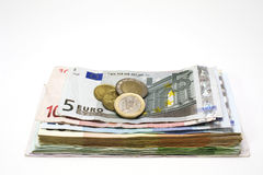 Euros Stock Images