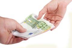 euros Arkivfoto