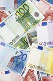 Euros Royalty Free Stock Image