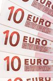 Euros Royalty Free Stock Image