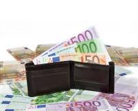 Euros Imagenes de archivo