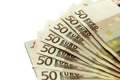 Euros 2 Stockfotografie