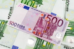 Euros Royalty Free Stock Photos
