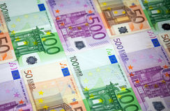 euros Arkivbild