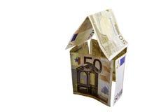 Euros 9 Lizenzfreie Stockfotos
