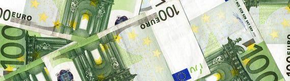 Euros Royalty Free Stock Photos