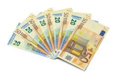 euros Fotografering för Bildbyråer