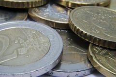 Euros Royalty Free Stock Photo