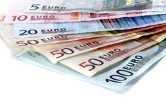 Euros, Euros, Euros Stock Photo