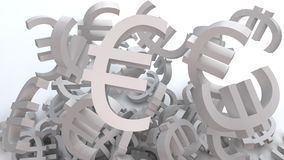 Euros Stock Photography