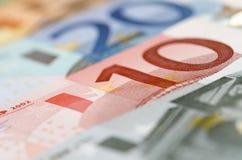 Euros Stock Image