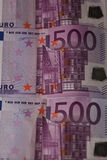 Euros, good background for business concept Stock Photos