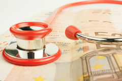 Euros Healthcare Royalty Free Stock Images