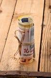 Euros Money Foto de archivo