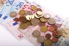 Euros Money Royalty Free Stock Image