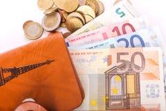 Euros Money Stock Photos