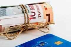 Euros Money Stock Photo